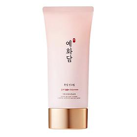 Kem chống nắng nâng tông The Face Shop Yehwadam Tone Up Sun Cream 50ml