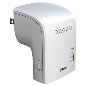 Thiết Bị Mạng 3 Trong 1 Dodocool (Ac750 2.4Ghz 300Mbps Và 5Ghz 433Mbps)