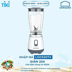 Máy Xay Sinh Tố Lock&Lock EJM436 (250W - 600ml) - Hàng Chính Hãng