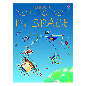 Usborne Dot-to-Dot In Space