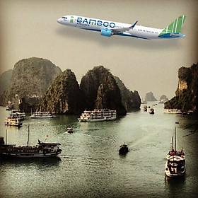 [HCM] Tour 4N3Đ Hà Nội - Ninh Bình - Hạ Long - Yên Tử, Bay Bamboo Airways, Khởi Hành Thứ 5 Hàng Tuần