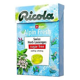 Combo 3 hộp Kẹo thảo mộc Ricola 40gr (Nhiều vị)