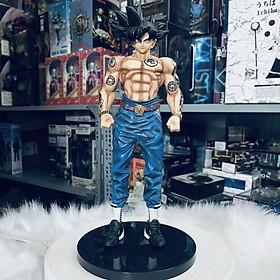 Mô hình Son Goku Tattoo - Figure Goku Dragon Ball