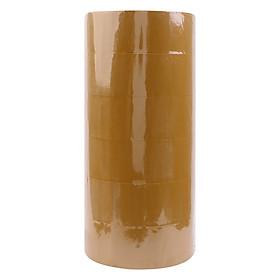 Hình đại diện sản phẩm Lốc 6 Cuộn Băng Keo Đục (200 yard x 5cm)