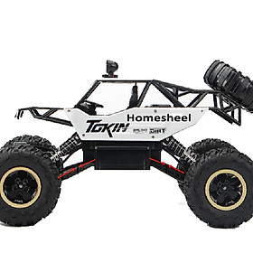Xe điện điều khiển từ xa Homesheel Rock Crawler