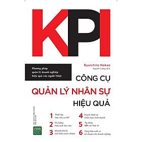 Sách - KPI - Công Cụ Quản Lý Nhân Sự Hiệu Quả