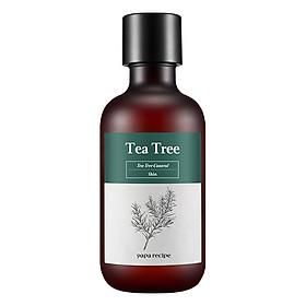 Nước Hoa Hồng Dành Cho Da Mẫn Cảm Papa Recipe Tea Tree Control Skin (200ml)