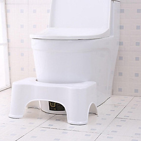 Ghế Kê Chân Toilet Việt Nhật - Chống Táo Bón Ngăn Ngừa Các Bệnh Tiêu Hóa Khi Đi Vệ Sinh