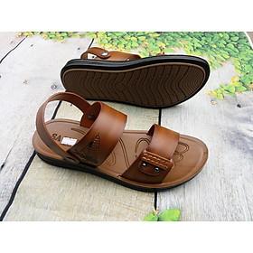 Giày Dép sandals nam da mềm mại