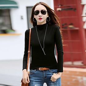 Áo giữ nhiệt cổ cao siêu ấm, nhiều màu, kiểu dáng thời trang dễ dàng kết hợp với mọi trang phục