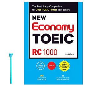 New Economy Toeic Rc 1000 ( Tặng Kèm Bút )
