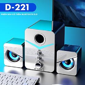 Loa Vi Tính BT5.0 Zealot D-221 2.1 50W - Hàng Chính Hãng