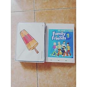 Flashcards  Family and Friends 1- phiên bản 1st ( C300)