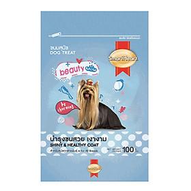 Hình đại diện sản phẩm Bánh Thưởng Smart Heart Dưỡng Da Lông 100g