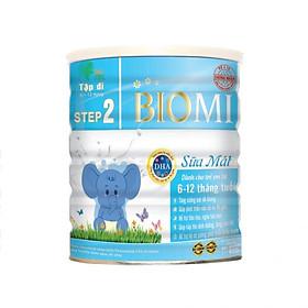 Sữa bột BIOMI Step 2 - dành cho bé từ 6 đến 12 tháng