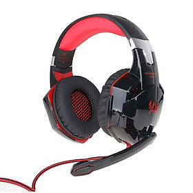 Earphone Gaming Headset Cool G2000 Over-Ear PC with Mic