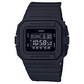 Đồng hồ nam dây nhựa Casio G-Shock chính hãng DW-D5500BB-1DR