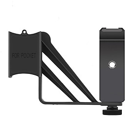 Tailored OSMO Accessories Smartphone Holder Mount Bracket For DJI OSMO Pocket Gimbal