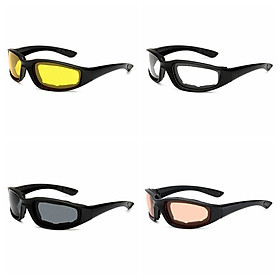 HD Sunglasses Multifunctional Glasses Sun Night Vision Goggle Set Mirror Driver Night Driving Mirror