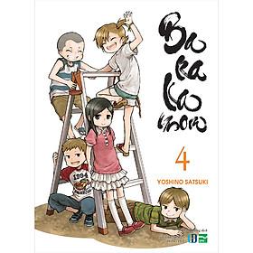 """Barakamon 4 (Bản Thường) - Tặng Kèm 1 Bookmark Nối """"Thước Phim Kí Ức"""" In Màu (Thiết Kế Độc Quyền Cho Phiên Bản Việt Nam)"""