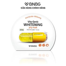 Mặt Nạ BNBG Vita Genic Whitening Dưỡng Da Trắng Sáng, Làm Mờ Thâm, Nám 30ml