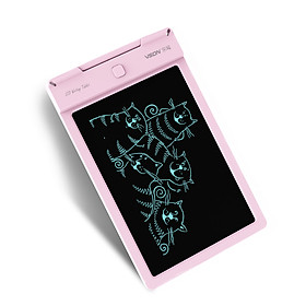 Bảng vẽ điện tử thông minh Vson màn hình LCD cho bé