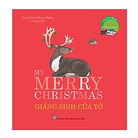 The Sweet Books - Bộ sách ngọt ngào - My merry christmas - Giáng sinh của tớ