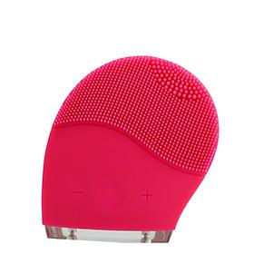 Máy Rửa Mặt Và Mát Xa Da Mặt F-A02 Facial Cleansing Brush (Màu ngẫu nhiên) - Hàng Nhập Khẩu