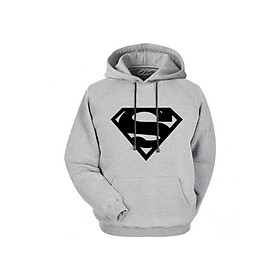 Áo Hoodie Tay Dài Có Mũ Super Man