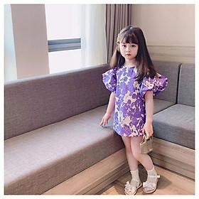Váy đầm cao cấp cho bé gái từ 8-20kg