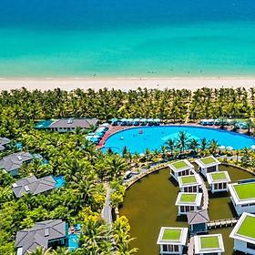 Duyên Hà Resort 5* Cam Ranh - Buffet Sáng, Hồ Bơi, Miễn Phí 01 Trẻ Dưới 12 Tuổi, Nhiều Tiện Ích Hấp Dẫn