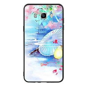 Hình đại diện sản phẩm Ốp lưng viền TPU cho điện thoại Samsung Galaxy J7 2016 - Diên Hi Công Lược Mẫu 7