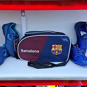 Túi đựng giày đá banh giày thể thao 2 ngăn đá bóng