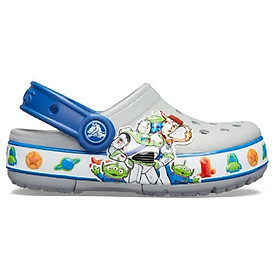 Giày  Crocs Toy Story 4 Clog K Light Grey Trẻ em 205498
