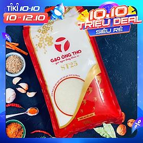 Gạo Ông Thọ ST25 túi 5kg - Gạo ngon nhất thế giới năm 2019 tại MANILA