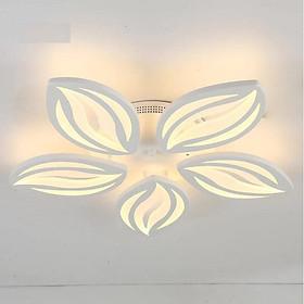 Đèn trần Led Luxury A45 hiện đại có điều khiển từ xa thân thiện với môi trường