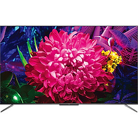 Android Tivi QLED TCL 4K 55 inch L55C715