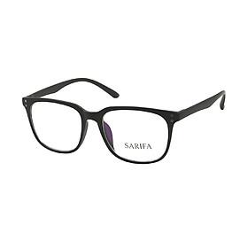Gọng kính, mắt kính chính hãng SARIFA 2373 C2 - Tặng 1 dây đeo kính màu ngẫu nhiên