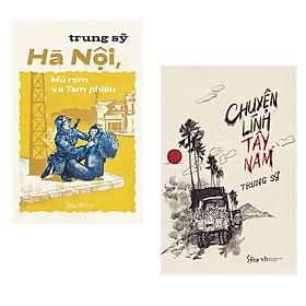 Combo Sách Hồi Ký : Hà Nội, Mũ Rơm Và Tem Phiếu + Chuyện Lính Tây Nam