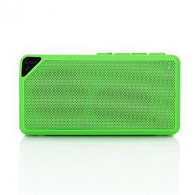 Loa Mini Bluetooth Không Dây Cho Smartphone X3 2.4GHz