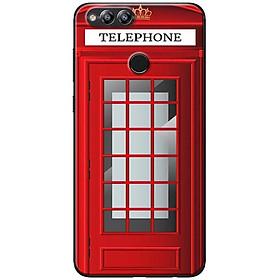Ốp lưng dành cho  Honor 7x  mẫu Telephone