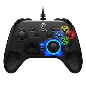 T4w Usb Wired Game Controller Gamepad With Vibration And Turbo Function Joystick