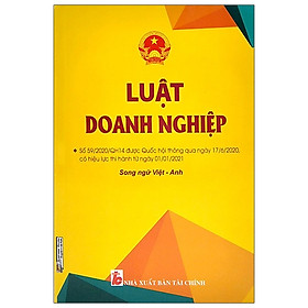 Luật Doanh Nghiệp (Song Ngữ Anh-Việt)
