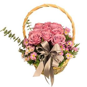 Giỏ hoa tươi - Trọn Vẹn Tình Yêu 3997
