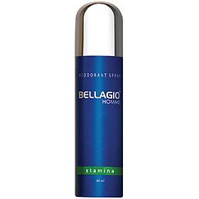 Xịt Khử Mùi Toàn Thân Nam Bellagio Homme Deodorant Spray