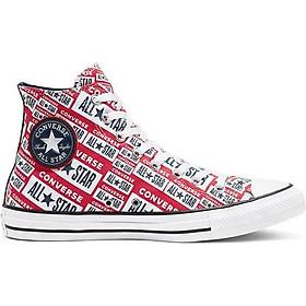 Giày Sneaker Unisex Converse Chuck Taylor All Star Logo Play - 166984V