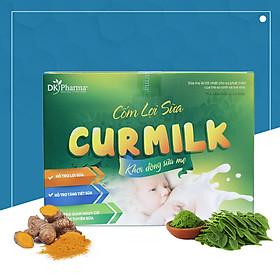 Cốm lợi sữa Curmilk (hộp 20 gói) - DK Pharma