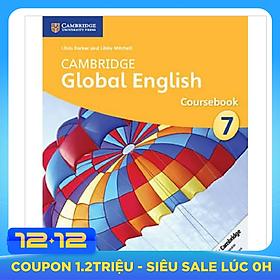 Cambridge Global English Stage 7 Coursebook with Audio CD