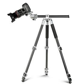 Chân máy ảnh Beike Q868HB mẫu mới nhất 2021 - hàng nhập khẩu