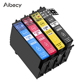 Aibecy 2991-4 XL Ink Cartridges Replacement for Epson 29 XL 29XL Compatible with Epson Expression Home XP-342 XP-352